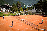 Tennis am Wolfgangsee