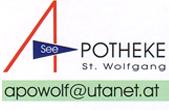 See Apotheke St.Wolfgang