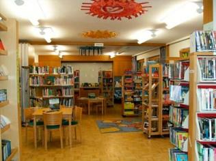 Bibliothek St. Wolfgang