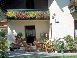 Pension Haus Schöffau